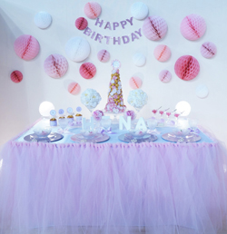 娘のHappy Birthday Party!